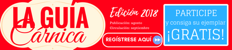 Banner Guía Cárnica 2018