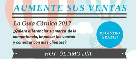 Banner guía cárnica 2017