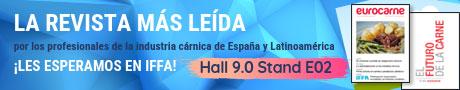 EUROCARNE visite nuestro stand en IFFA Hall 9.0 - Stand E02