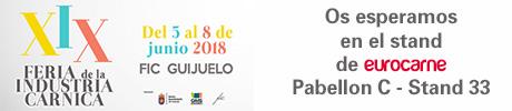 Presencia FIC Guijuelo 2018