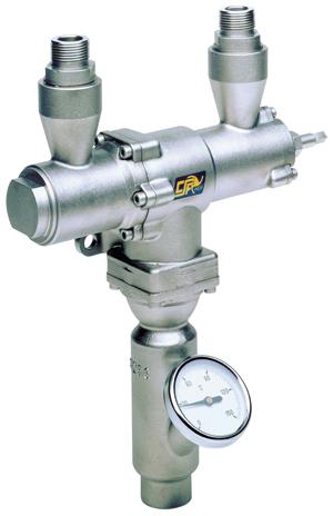 T cnica de la ciencia mezcladores agua vapor for Mezclador agua para ducha